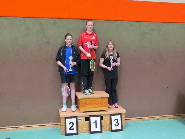 Badminton Jugendliche holen Vier Pokale beim ersten Turnier
