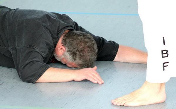 Taekwondo Street Combat 2016