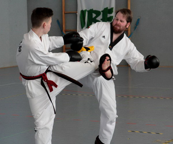 Laerer Vereinsmeister im Taekwondo steht fest