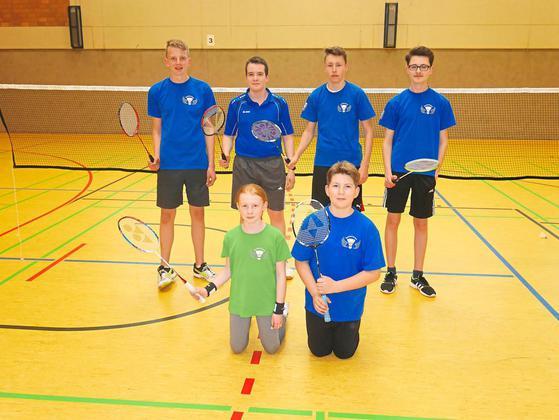 Badminton U15 ist Vizemeister