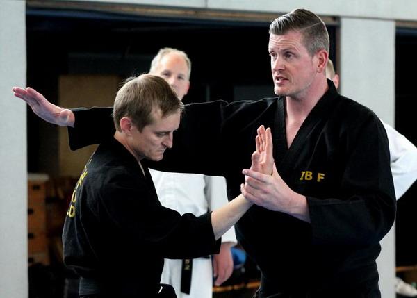 Hapkido mit Bernd Grosse Daldrup-Hemker