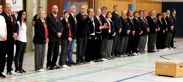 Fünf internationale Titel für den TuS Laer 08