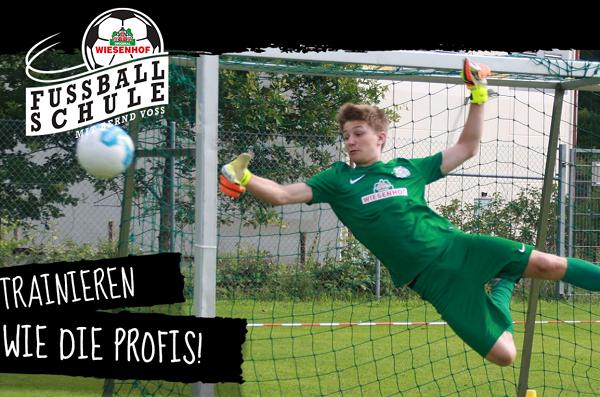 Fussball Spektakel in Zusammenarbeit mit der Wiesenhof Fussballschule