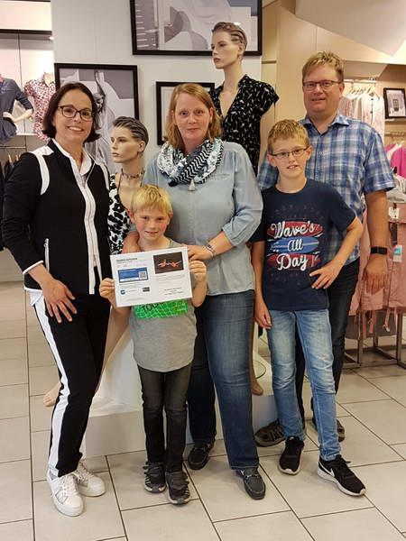 Familienfest: Wettergott war dem TuS-Laer 08 hold!