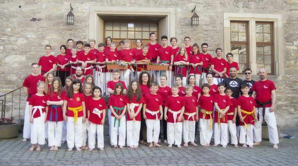 Die zweite Runde: Sport, Spaß, Spiel, Geschichte und Kultur auf der Wewelsburg