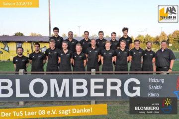 sponsoring mannschaft blomberg