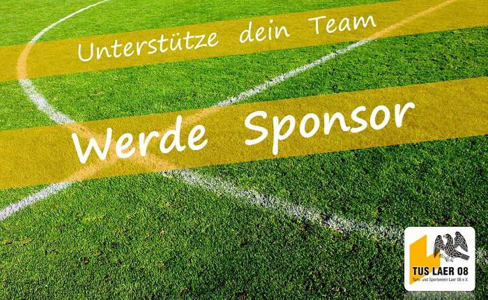 sponsor werden gross 2018