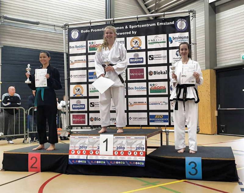 Dutch und Belgian Open
