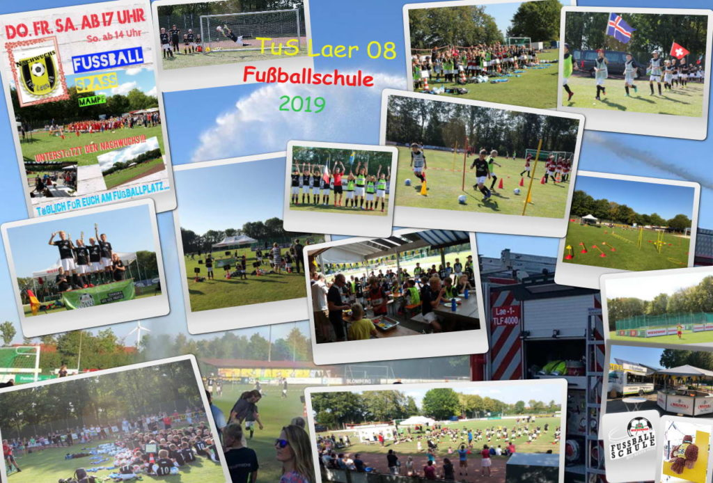 Fußballschule 2019: VOLLTREFFER