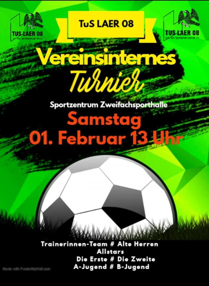 Podcast: Verleihung der Sportabzeichen & vereinsinternes Hallenturnier