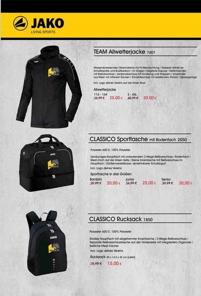 TuS Laer Sportartikel Flyer