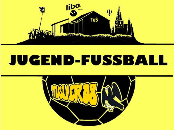 TuS LAER Spendenaufruf Neue Bälle und Trikots für den JUGEND FUßBALL