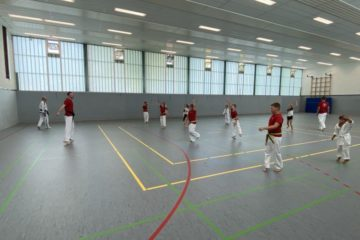 TKD Training