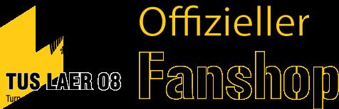 banner tus laer fan shop logo