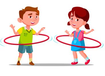 Hula-Hoop Kurs